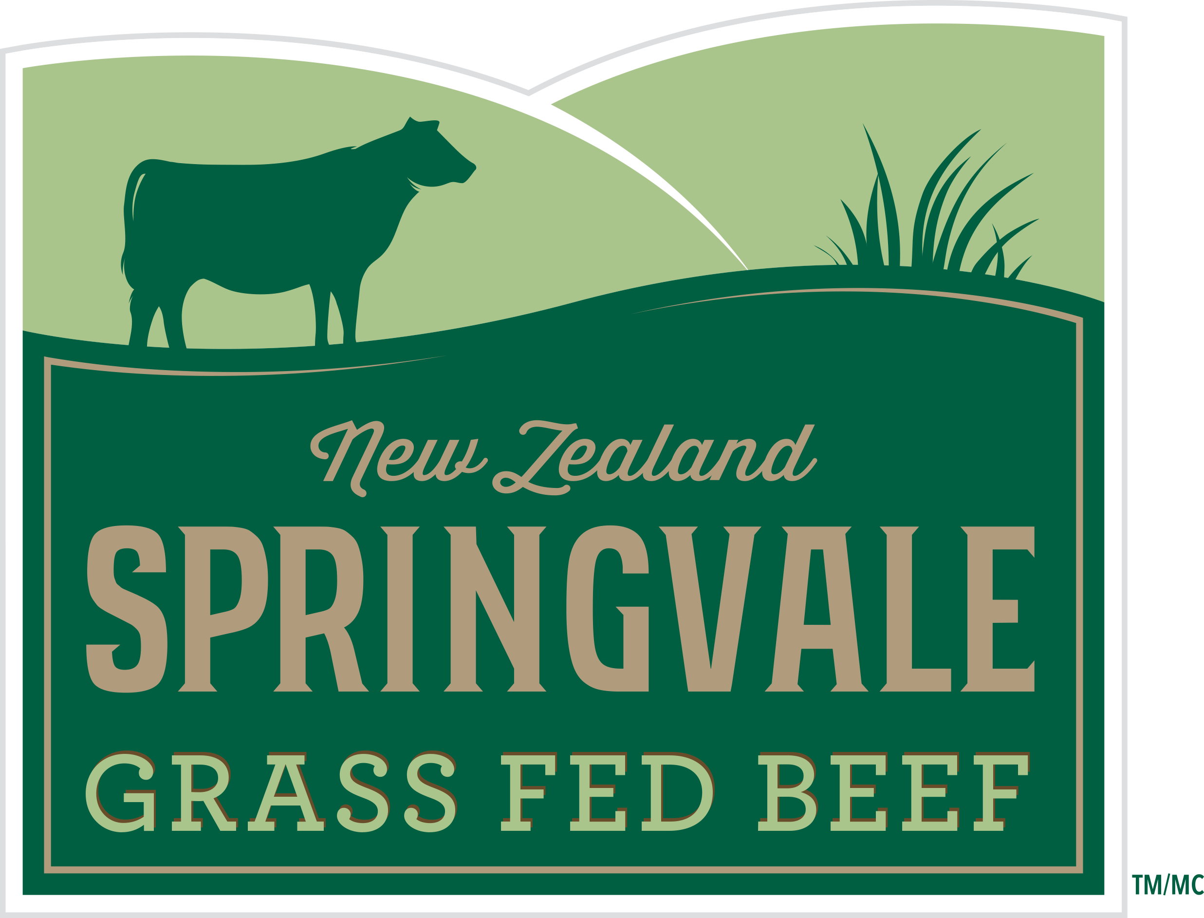 NZ Springvale Grass Fed Beef